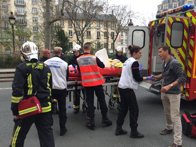 La polizia spiega la dinamica dell'attentato di Parigi