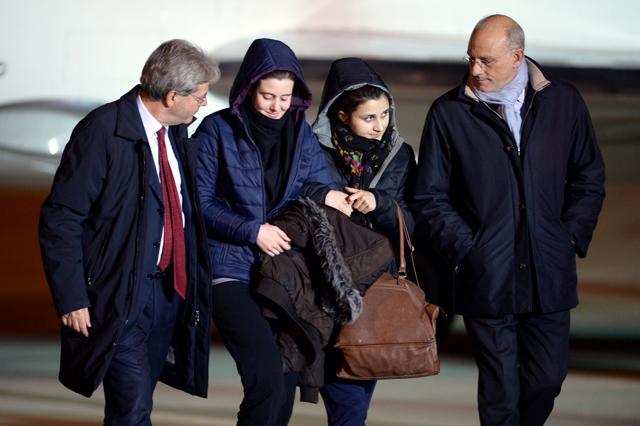 Perché Greta Ramelli e Vanessa Marzullo erano in Siria