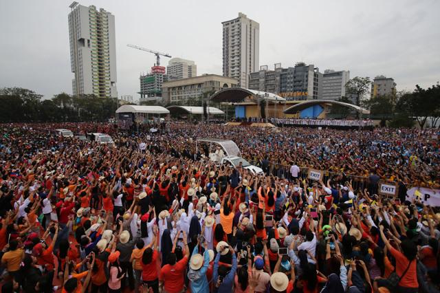 luoghi di incontri nelle Filippine