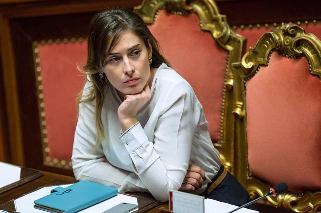 Cosa prevedono i due articoli della riforma del senato for Composizione senato italiano