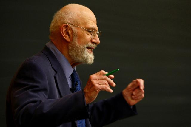 Oliver Sacks: un tumore in fase terminale