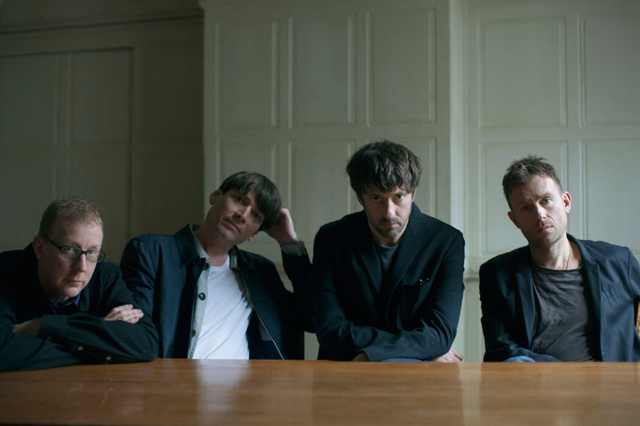 Blur, la recensione di The magic whip