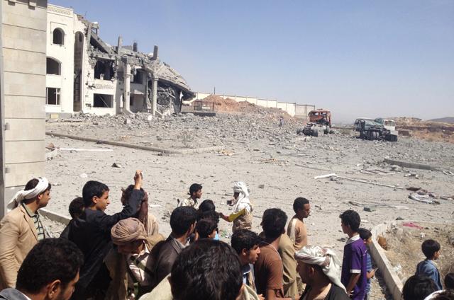 yemen l 39 arabia saudita propone una tregua umanitaria di