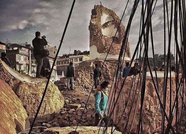 Un progetto fotografico su Instagram e Facebook per aiutare il Nepal