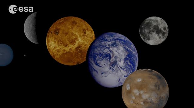 Quanti pianeti ci sono nel nostro sistema solare for Quanti deputati ci sono