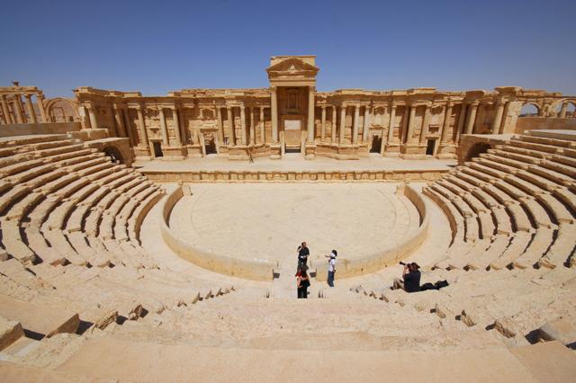 Il significato di Palmyra