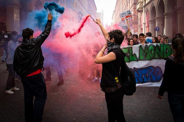 Studenti e cattivi maestri a Bologna