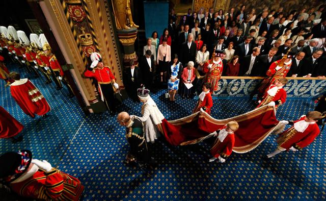 Il nuovo anno del parlamento britannico internazionale for Nuovo parlamento italiano