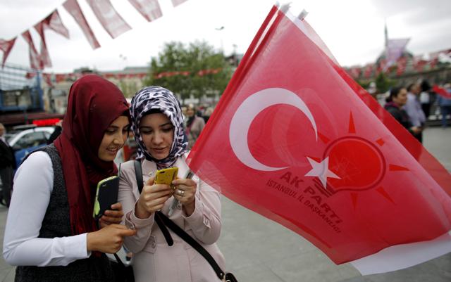 Record di donne nel nuovo parlamento turco internazionale for Seggi parlamento italiano