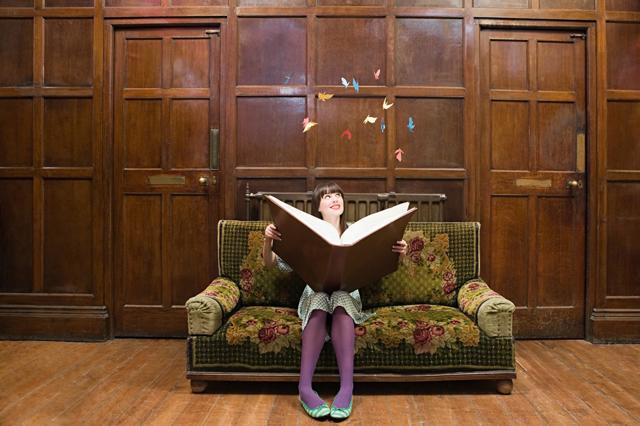 Com'è il cervello di chi legge romanzi