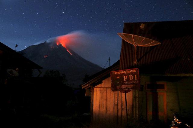 Notturno vulcanico