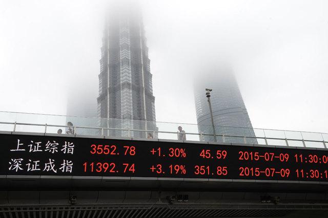 Chi si assume i rischi del mercato azionario cinese