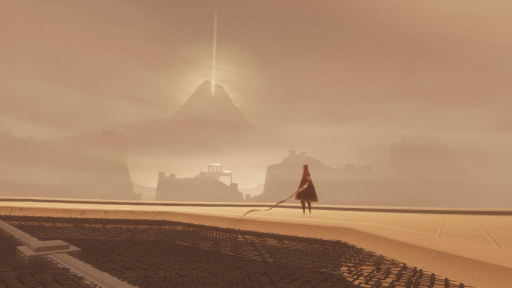 Il ritorno di Journey, che sta ai videogiochi come Quarto potere sta al cinema