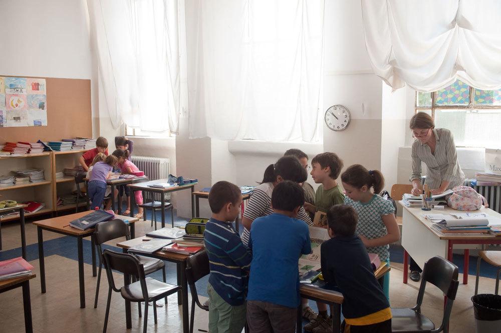 La guerra geografica della buona scuola