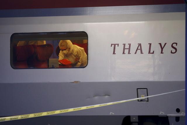 Cosa sappiamo finora della sparatoria a bordo di un treno in Francia