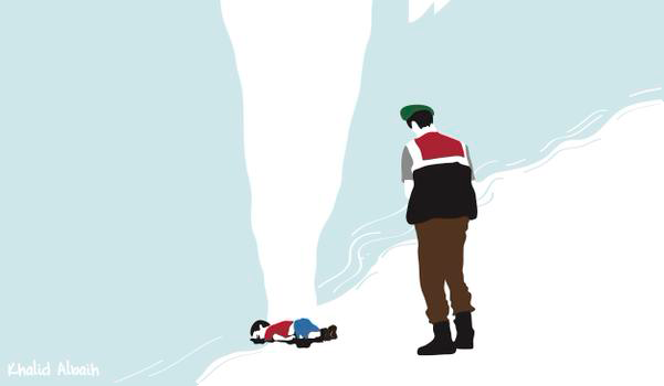 La foto del bambino siriano divide la stampa internazionale