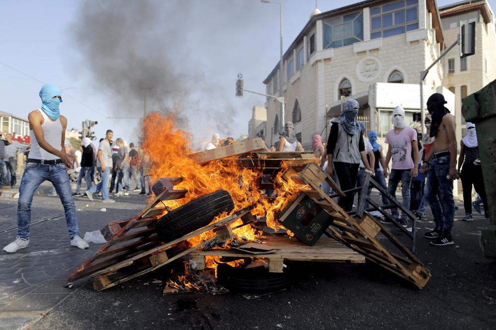 È cominciata una terza intifada nei territori palestinesi occupati?