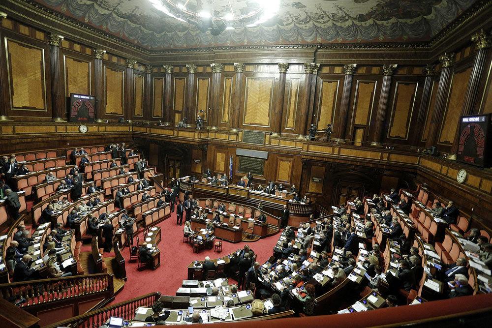 La riforma costituzionale stata approvata dal senato for Composizione del senato