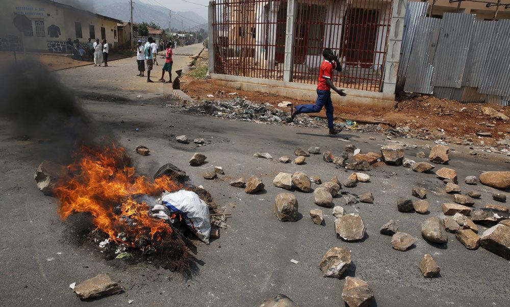 Bisogna fermare la violenza in Burundi prima che sia troppo tardi