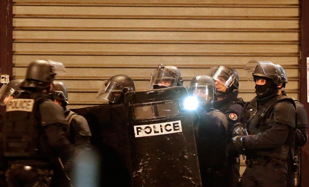 Cosa è successo a Saint-Denis in dieci punti
