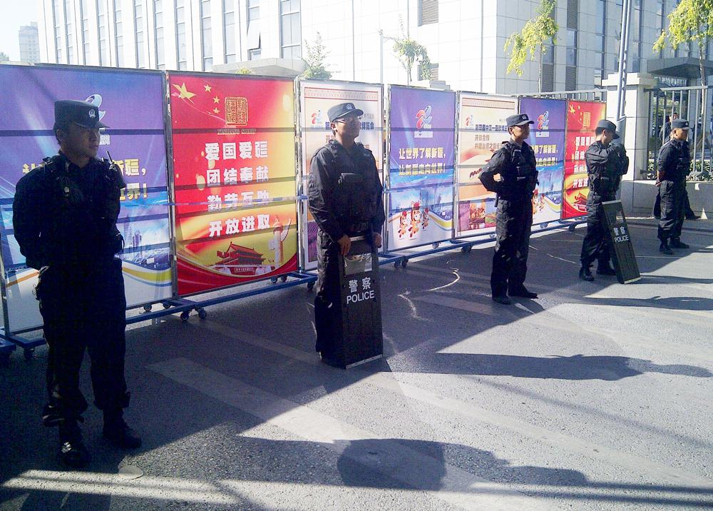 La Cina uccide 28 presunti terroristi islamici