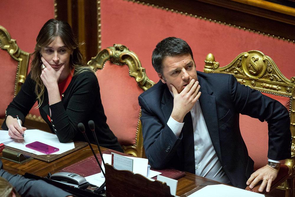 Il senato italiano vota per l ultima volta la riforma for Il senato italiano
