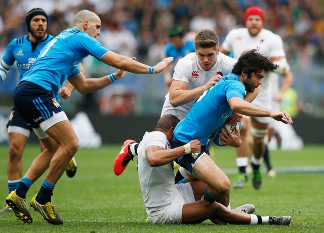 traduci giocatore di rugby in inglese