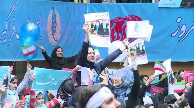 La battaglia delle donne iraniane per entrare nel for Seggi parlamento italiano