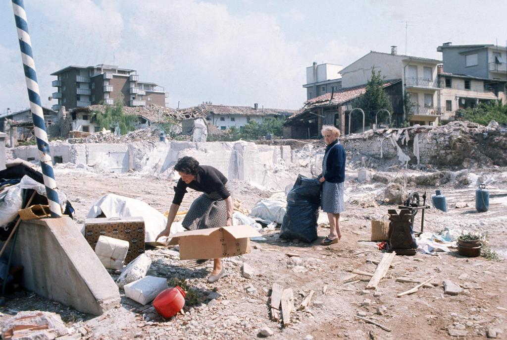 I peggiori terremoti in Italia dal 1976 a oggi ...