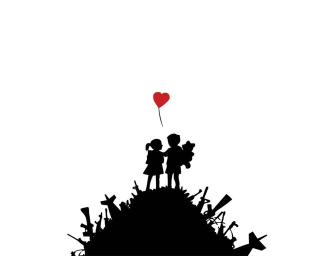 Guerra, capitalismo e libertà secondo Banksy