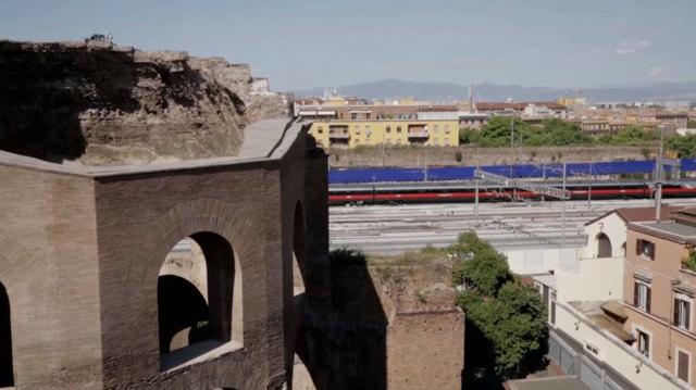 Da dove viene il nome della stazione termini di roma for Affitto ufficio roma stazione termini