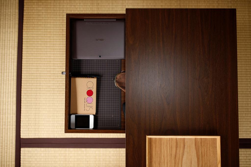 Un cassetto a casa di Katsuya Toyoda a Tokyo, il 19 giugno 2016. - Thomas Peter, Reuters/Contrasto