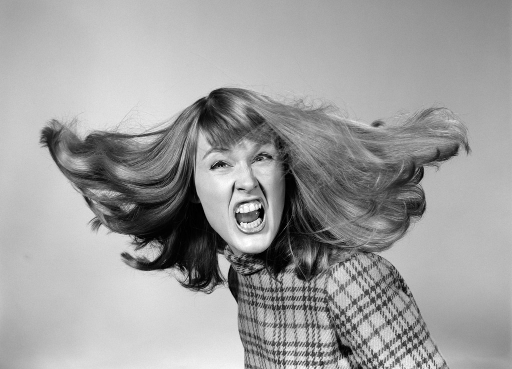 La rabbia è sempre un sentimento inutile