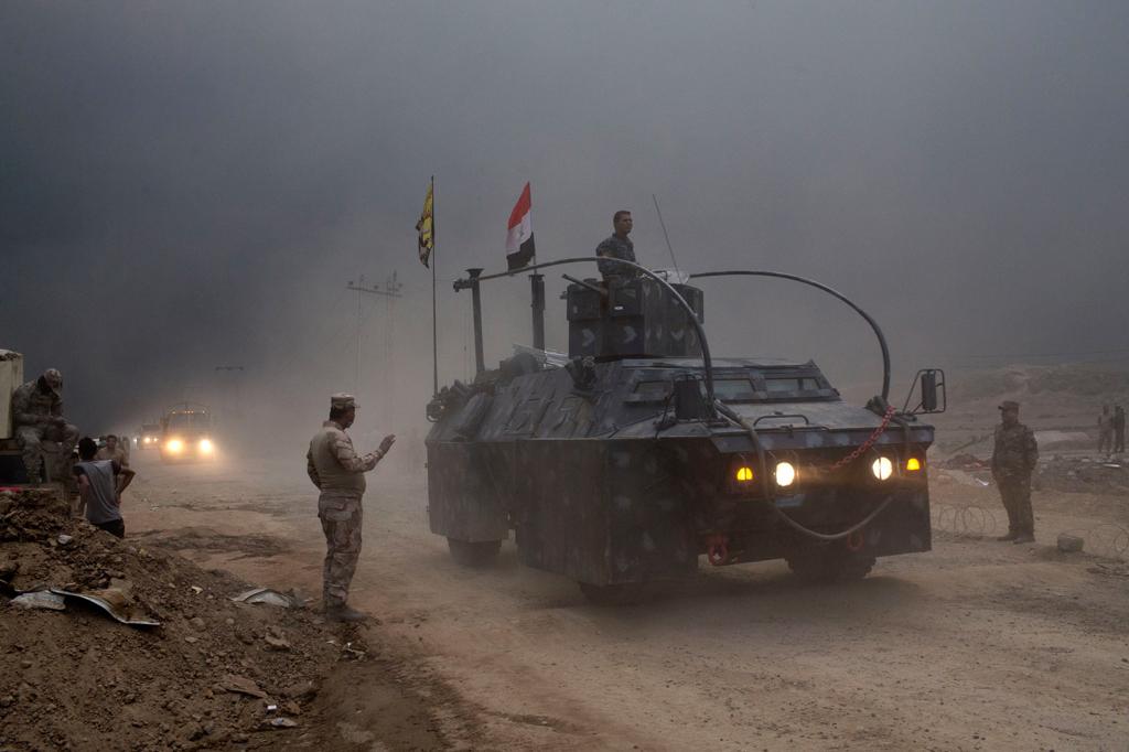Anche se vinceremo la battaglia di Mosul, abbiamo già perso la guerra