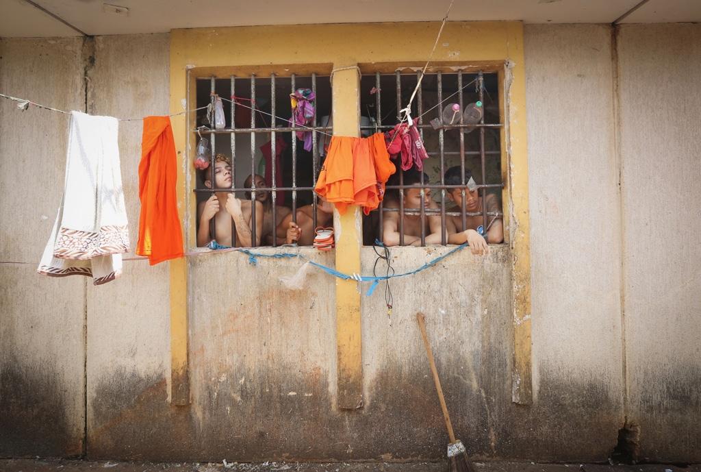 Il carcere Pedrinhas a São Luís, in Brasile, il 27 gennaio 2015. - Mario Tama, Getty Images
