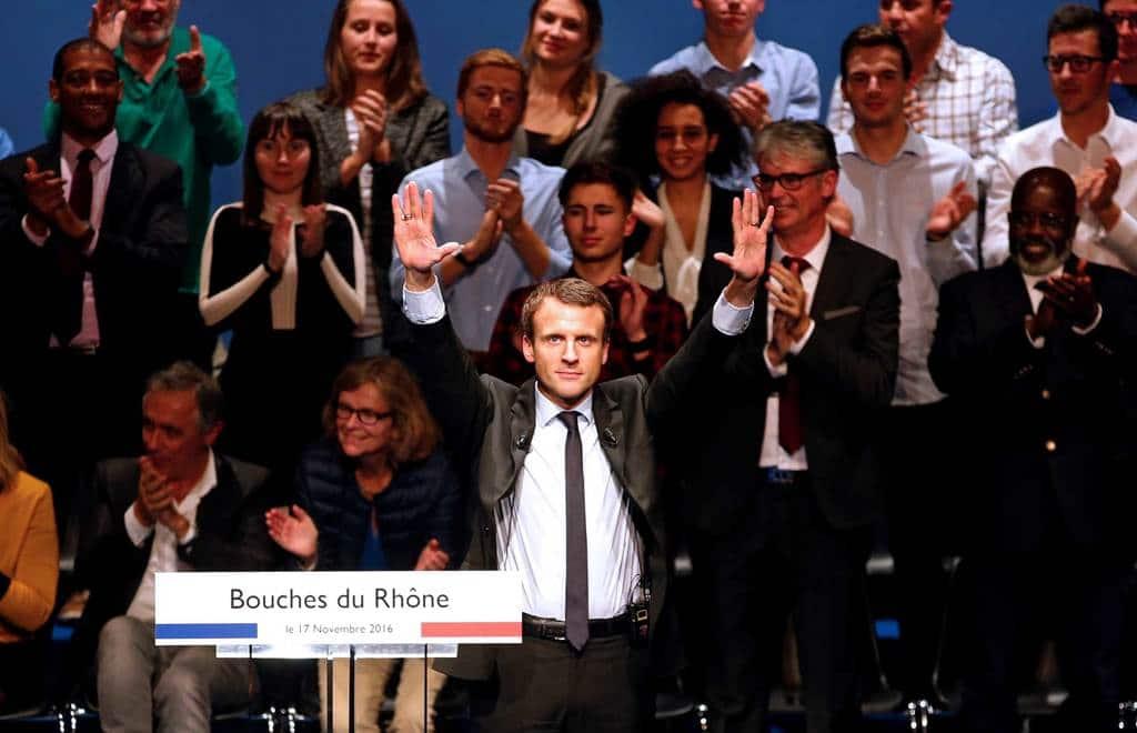 Case Di Campagna Francesi Rivista : Leuropa ha due difensori di peso tra i candidati alle presidenziali