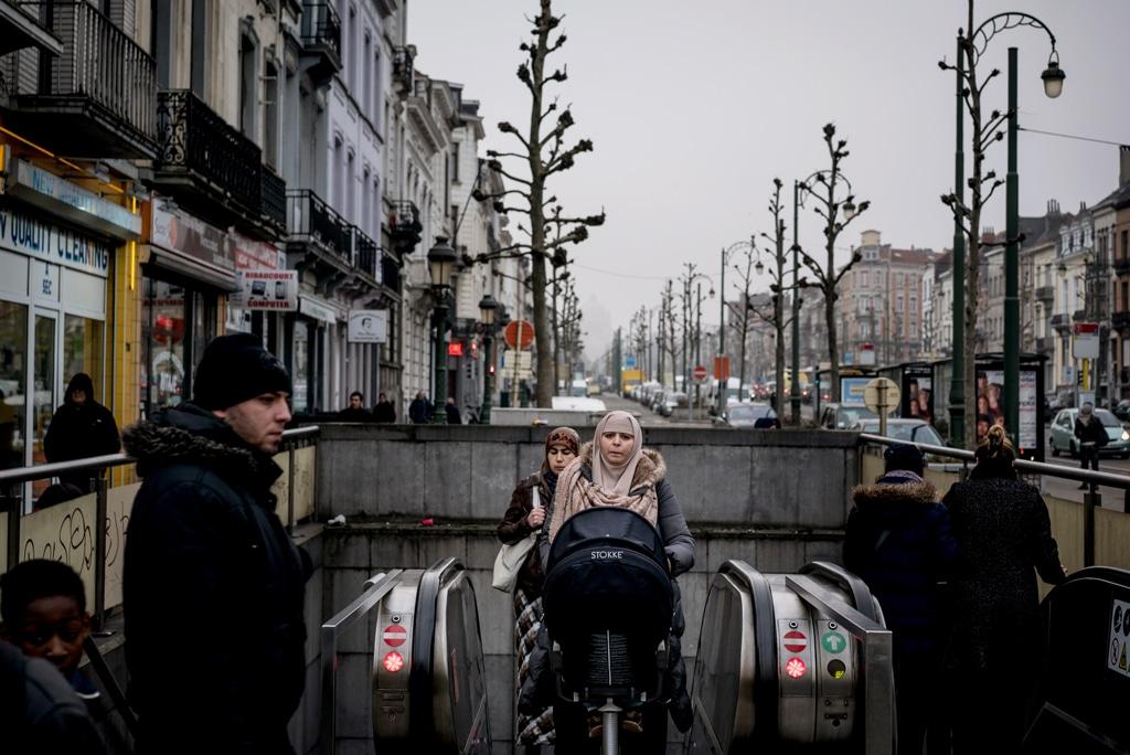 In Belgio chi s\'innamora di un migrante affronta molti ostacoli ...