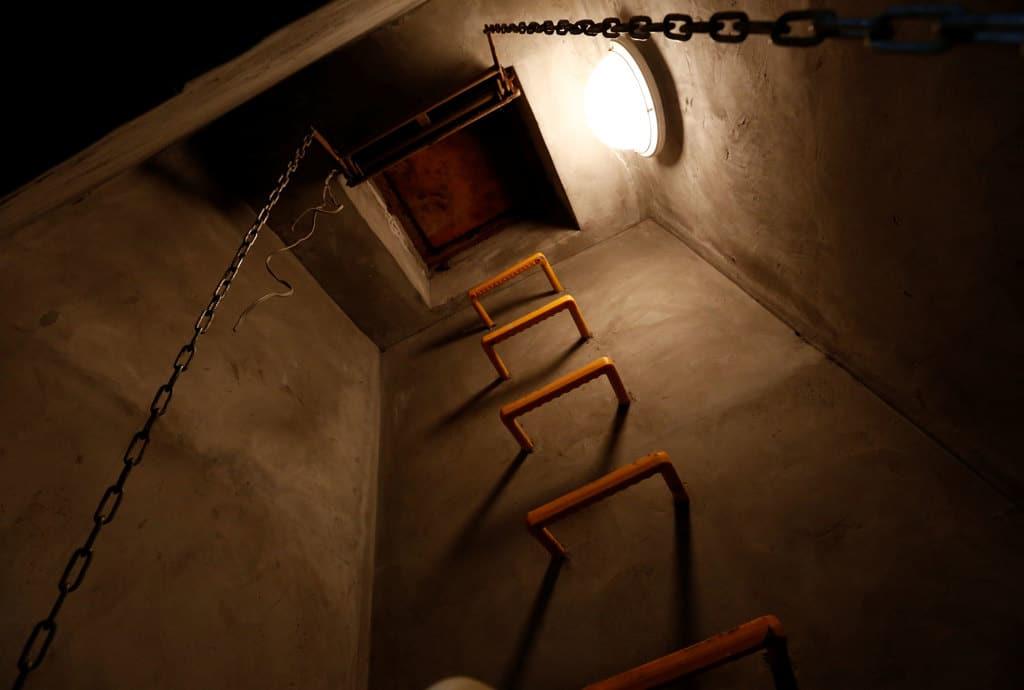 Nel mio rifugio antiatomico (Foto) - Internazionale