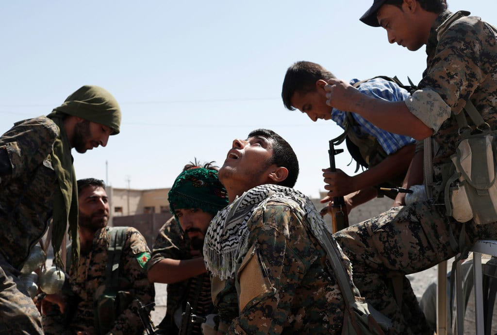 Siria, coalizione Usa abbatte aereo di Damasco vicino a Raqqa
