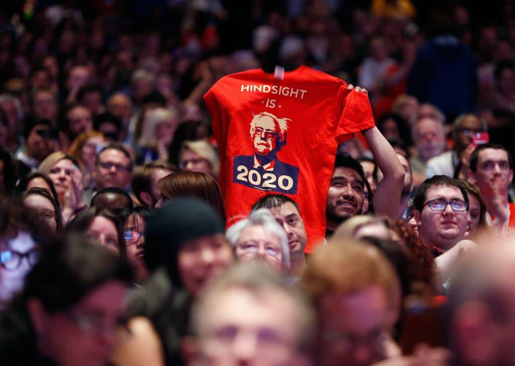 Durante il People's summit a Chicago, il 10 giugno 2017.  - Jim Young, Afp