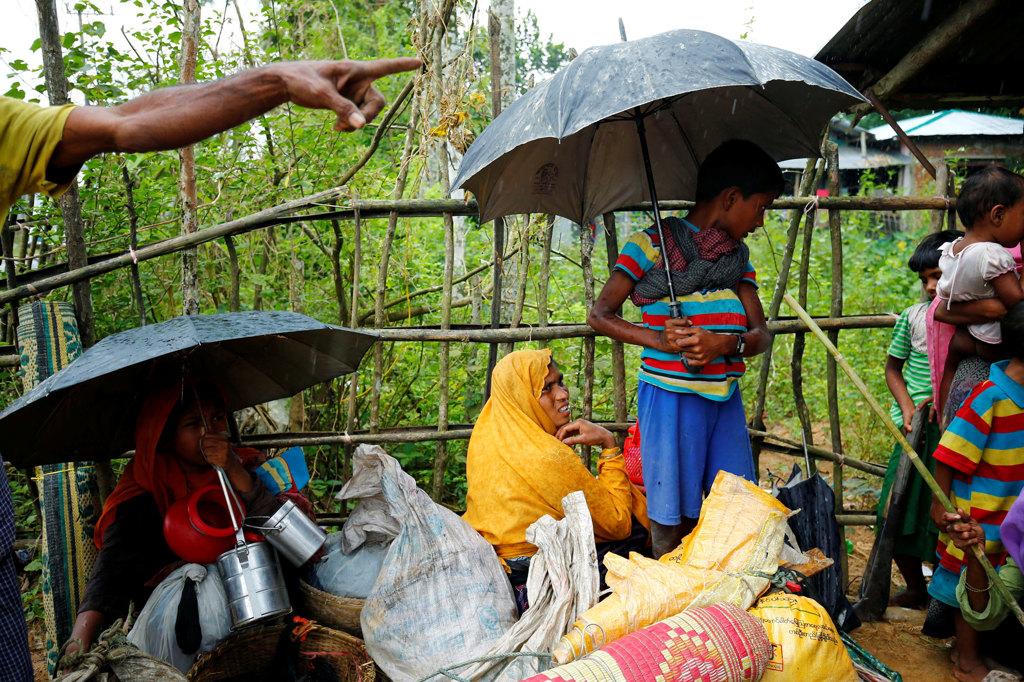 Diritti umani violati. L'esercito birmano ha ucciso 370 Rohingya
