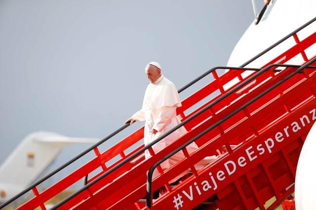 Più a destra del papa