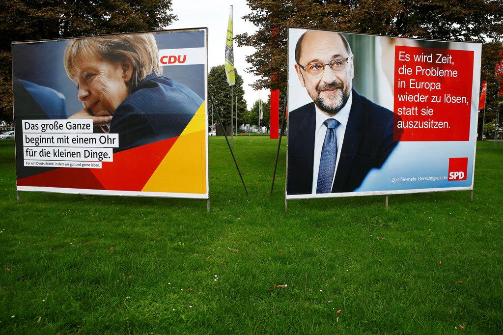 Risultati immagini per große koalition merkel schulz