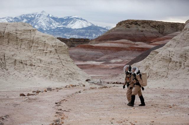 I progetti spaziali per vivere su Marte