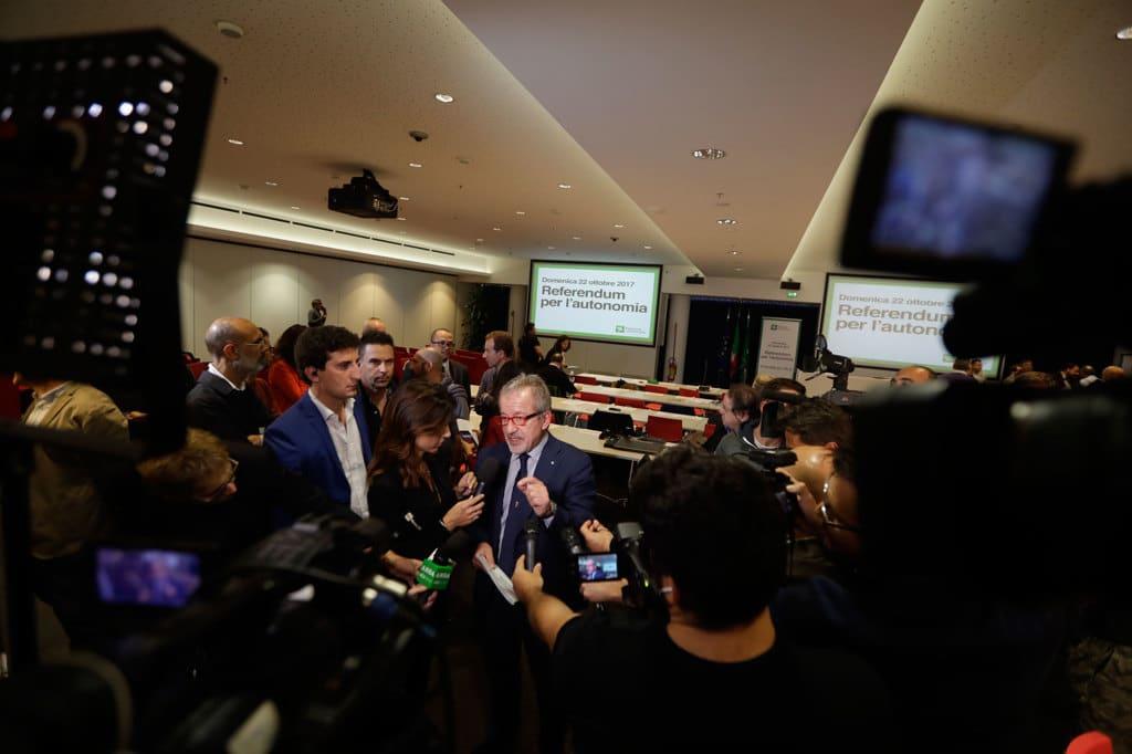 Referendum in Veneto e Lombardia, per l'autonomia oltre il 90% dei votanti