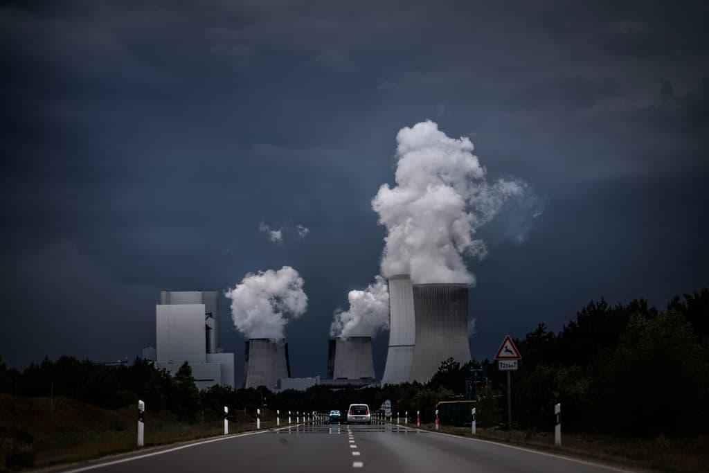 Inquinamento: è record di CO2 in atmsofera