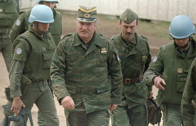 Il fantasma di Ratko Mladić nell'Europa di oggi