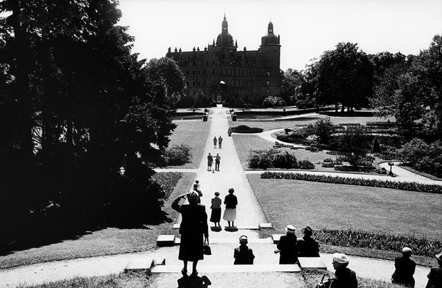 Il sogno danese, nelle foto di Ugo Mulas
