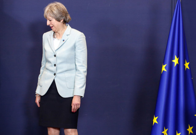 I nodi della Brexit vengono al pettine
