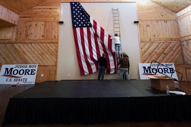 L'Alabama spaventa Trump e fa sperare i democratici